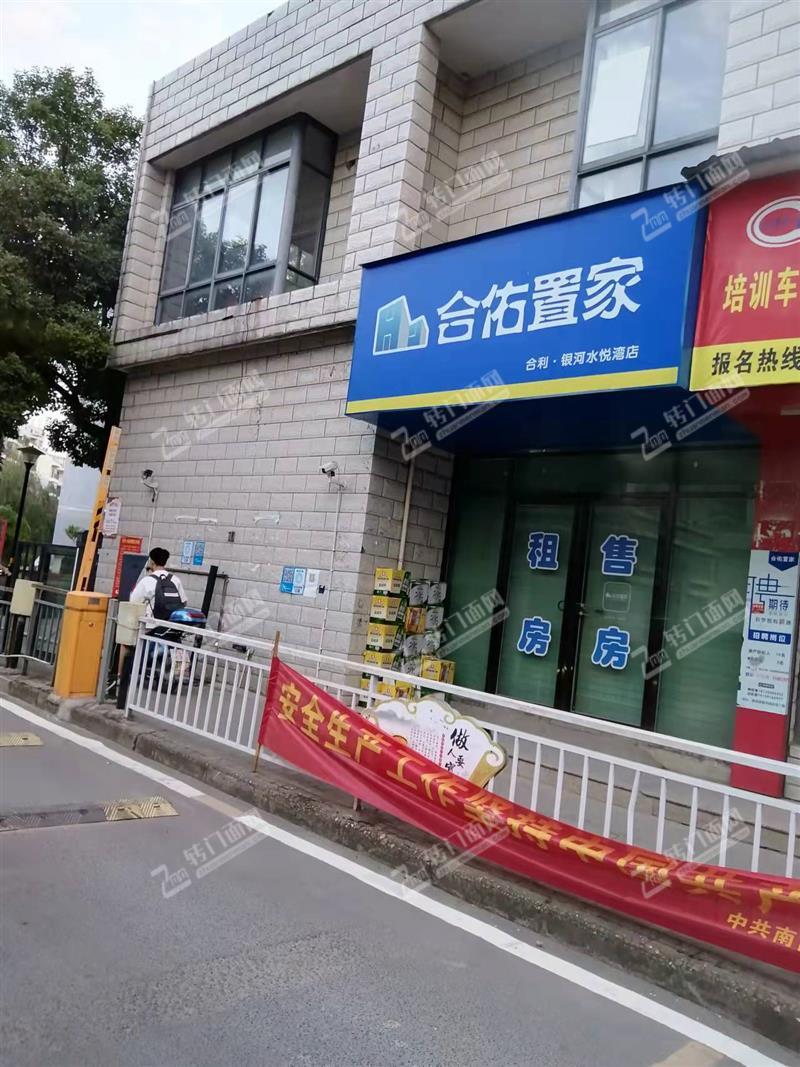 莲塘银河城临街店面直接招租